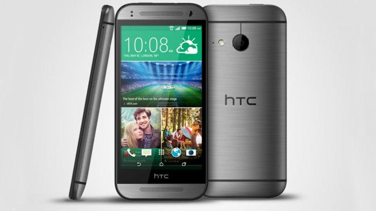 Lanzamiento de la versión mini del HTC One