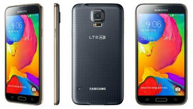 Samsung mejora su Galaxy S5