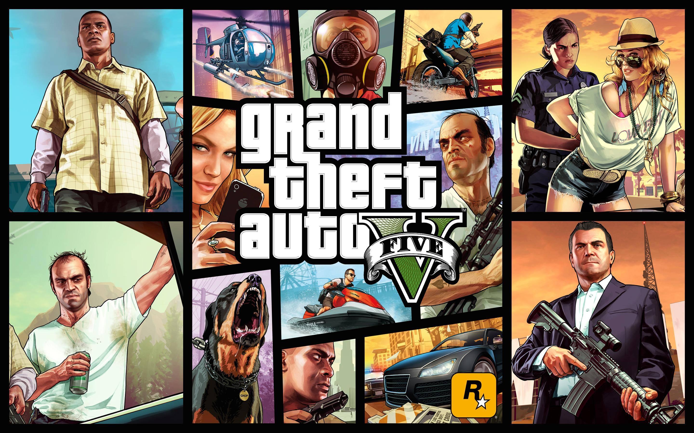 Lanzamiento del GTA V para PC, Xbox One y PS4