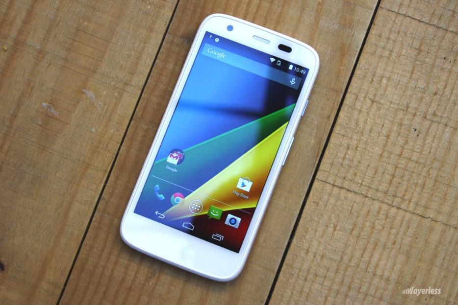 Características del Motorola Moto G 4G