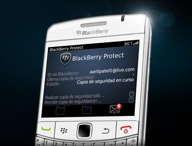 BlackBerry refuerza la seguridad de sus mensajes