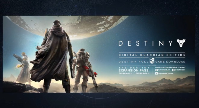 Versión beta de Destiny para PlayStation y Xbox