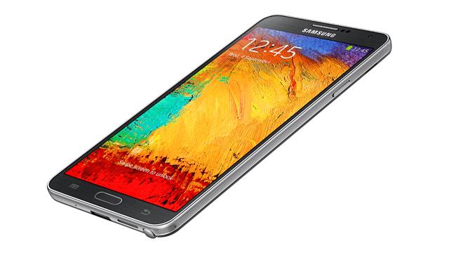Galaxy Note 4 de Samsung en septiembre