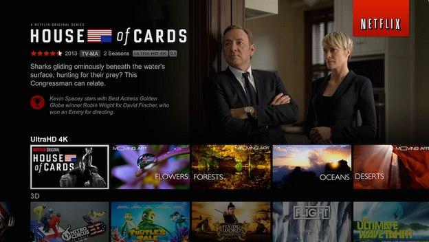 Netflix llega a varios países europeos