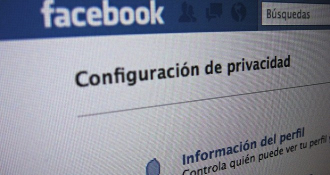 Como configurar correctamente la privacidad en Facebook