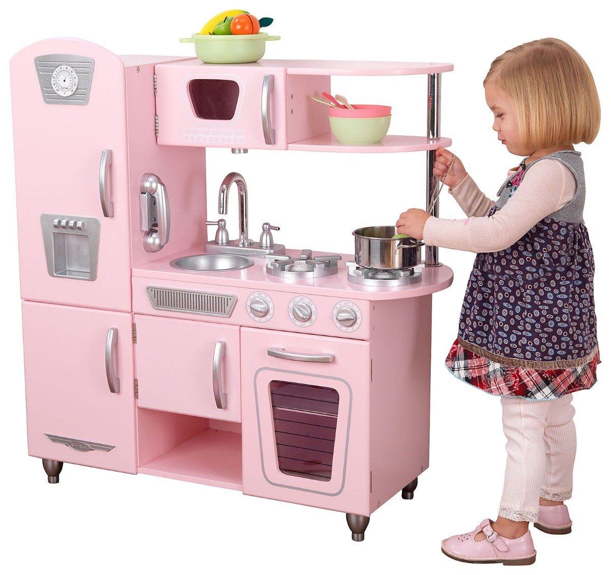 Regalos que gustan a las ni as para navidad desarrollo - Cocina de juguete ...