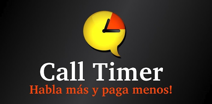 App Call Timer para controlar la duración de tus llamadas
