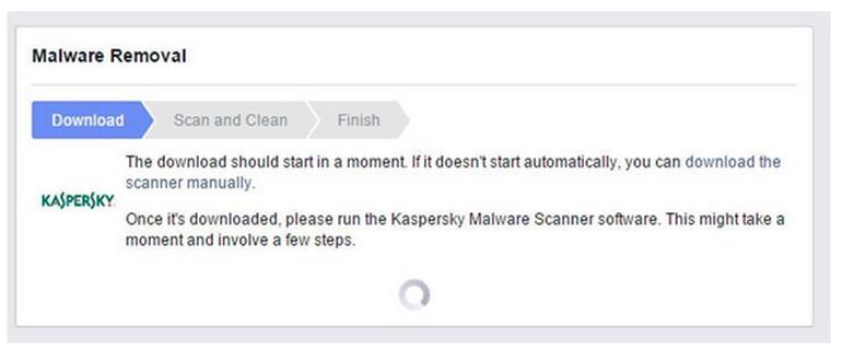 Facebook añade antivirus gratuito a su plataforma