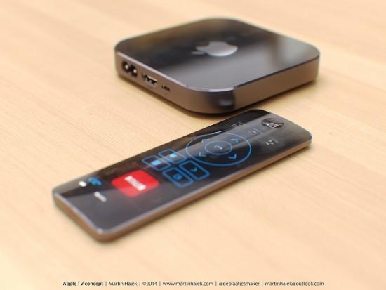 En septiembre llegará el nuevo Apple Tv, más inteligente
