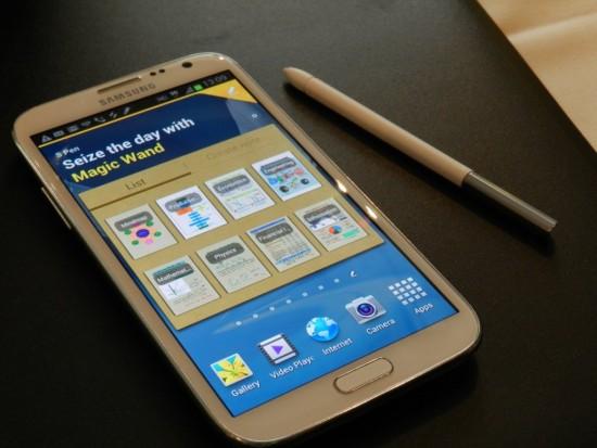 Samsung presentó el Galaxy Note 5 y el Galaxy S6 Edge Plus