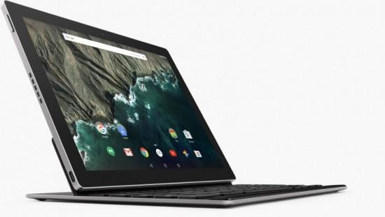 Google ha presentado su primera tableta