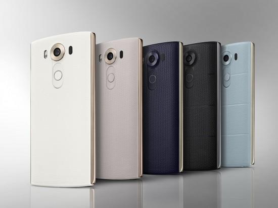 LG ha presentado su nuevo teléfono con dos pantallas y doble cámara frontal