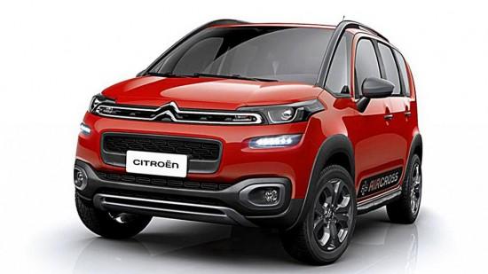 Nuevo Citroën C3 Aircross ¡Un toque más futurista!