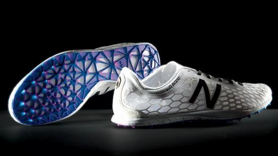 Utilizan impresión 3D para hacer zapatillas deportivas