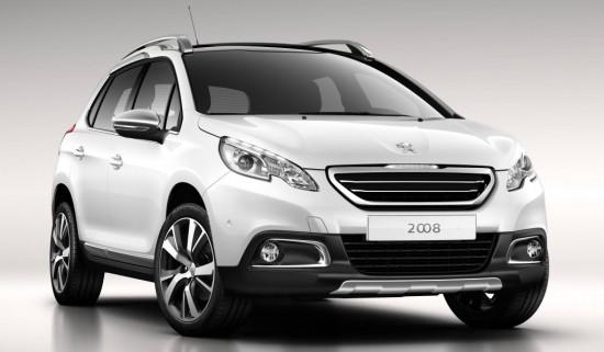 Peugeot 2008 ¡La nueva camioneta para el próximo año!