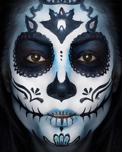c243mo maquillarse para halloween videotutoriales e